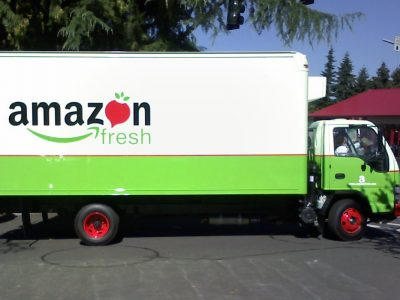 Az Amazon saját szállítmányozási vállalati hálózatot hoz létre