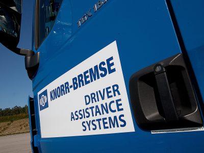 Knorr-Bremse präsentiert LKW-Prototyp, der auf Autobahnen vollständig automatisiert fährt