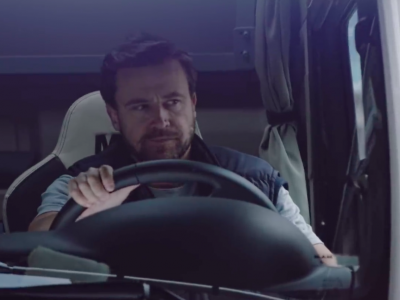 """You become a truck driver when you can't do anything else in life"" – a shocking movie that shows how truckers are perceived"