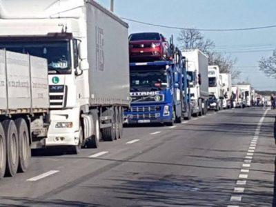Bulgaria: Timpi măriți de așteptare la PTF Ruse pentru 19 august. Posibilă oprire a traficului greu.