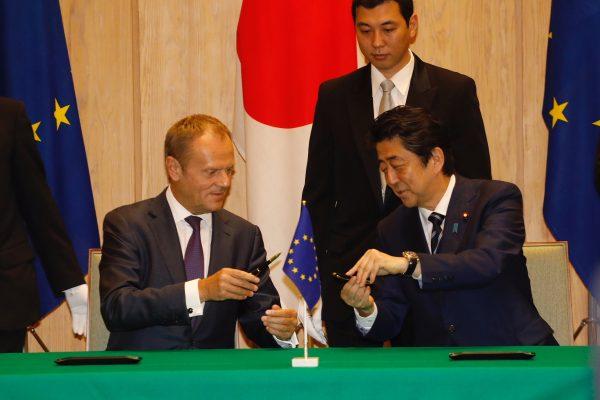 Wszyscy mówią, że umowa Japonia-UE to przełom. Spytaliśmy o konkrety