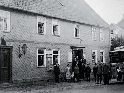 Historia transportu – odc. 27. O tym, jak na początku XX w. rozwijał się niemiecki transport samochodowy