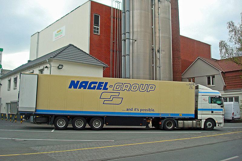 Duża niemiecka firma podnosi stawki za usługi transportowe