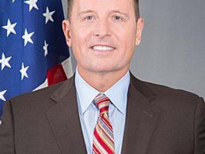 US-Botschafter Richard Grenell zu Gast beim Logistik-Kongress