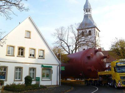 A német nyelv ismeretének elvárása jogszerű – német bírósági ítélet a túlméretes szállítmányokról