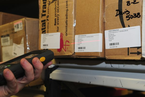 Logistics label in practice. See benefits for your supply chain