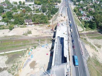 Движение транспорта на Кобринском мосту в Бресте изменится уже с 1 сентября