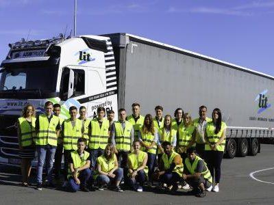 Nachwuchsförderung in der Logistik nimmt hohen Stellenwert ein