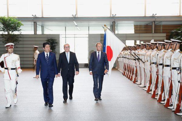 Umowa Japonia-UE wchodzi w życie. Otwarcie nowego rynku dla transportu oraz alternatywa w razie twar