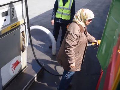 Șoferițele de camion din Egipt luptă cu stereotipurile