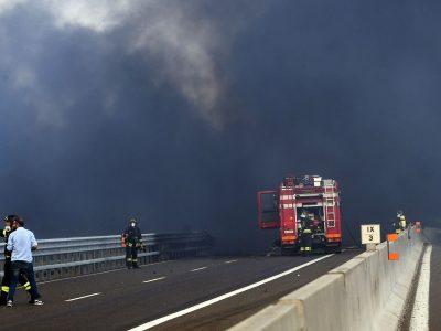 Ultima oră: Circulație rutieră afectată în Italia de explozia de la Bologna