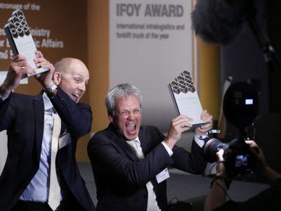 IFOY AWARD unterstützt Startups