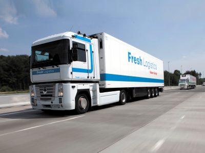 Kokias prekes galima vežti šaldytuvu sunkvežimių eismo draudimo metu?