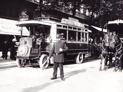 Az áruszállítás története 11. rész avagy mire költöttek a legtöbbet az első autóbuszos vállalkozók?
