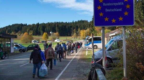Ośmiu imigrantów już dostało pracę truckera w Niemczech. Do zawodu szkolą się kolejni