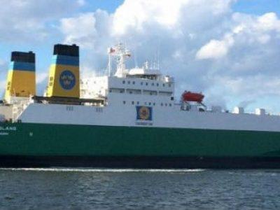 TransInstant: Większy prom na trasie Gdynia-Nynäshamn | Utrudnienia na autostradzie w Austrii