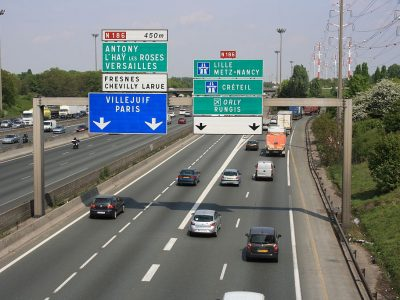 Older trucks with GVW exceeding 40 tonnes can no longer carry out cabotage in France
