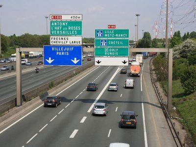 Ältere LKW mit einem Gesamtgewicht von über 40 Tonnen können in Frankreich keine Kabotagebeförderungen mehr durchführen