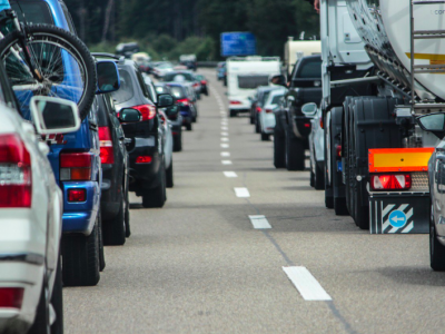 Subsequent protests by Spanish carriers due to traffic diversion to toll roads