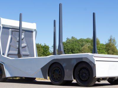 Inovație: Un nou model de camion autonom vine din Suedia