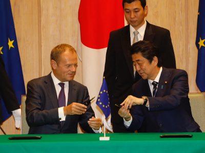 Mindenki azt mondja, a Japán-EU szerződés áttörést jelent. Utána néztünk a konkrétumoknak