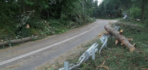Sicherheitstipps: Fahren bei Unwetter