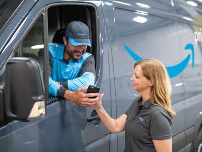 Az Amazon 100 ezer elektromos furgont fog vásárolni, bár a megrendelésre szánt modell még nem készült el