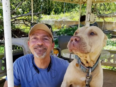 Trucker rettet Katzen und Hunde vor Hurricane Florence