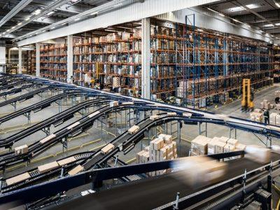 Logistica 4.0: Beneficiile utilizării unei platforme de logistică pentru sectorul energetic