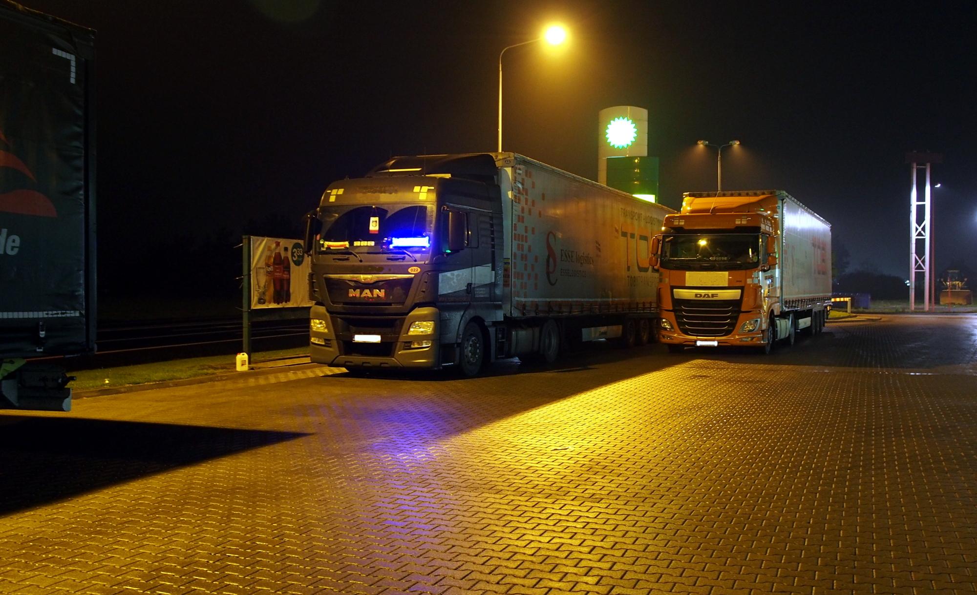 Nowy obowiązek dla przewoźników. Do KREPTD wpisywane będą numery rejestracyjne ciężarówek
