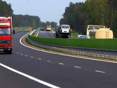 Roboty drogowe na A2. Korki mogą uprzykrzać życie kierowcom przez kilkanaście dni