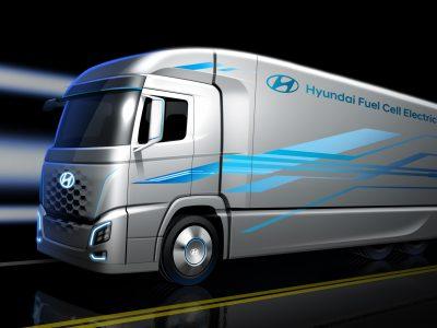 1600 Brennstoffzellen-LKW für den Schweizer Markt