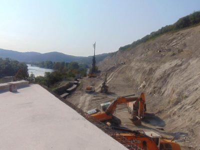 Lotul 4 al Autostrăzii A1 Ilia-Deva este aproape gata