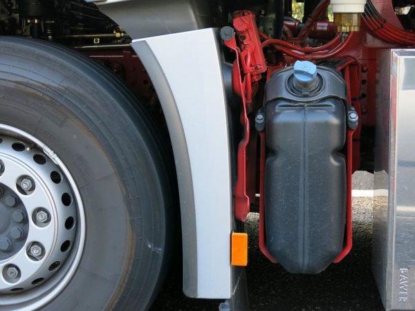 Kierowca i przewoźnik surowo ukarani w Niderlandach za manipulację AdBlue. Mandat to dopiero począte