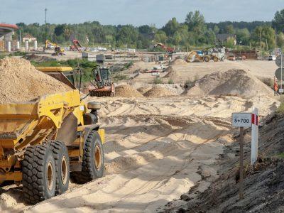 TransINSTANT: Ruszyła budowa kolejnego odcinka S17 | Przewoźnicy tracą miliony przez brak wiaduktu