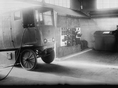 History of Transport – part 29. How sellers benefited from trucks