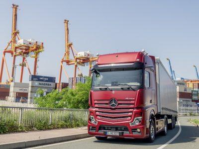 Запреты движения грузовиков на Рождество и Новый Год