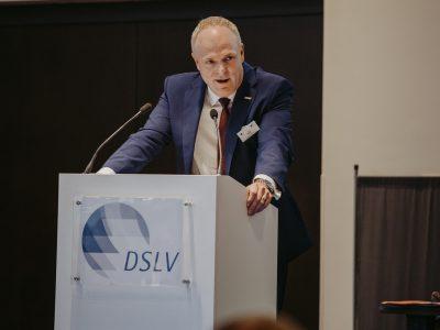 Unternehmertag 2018 wählt neue Verbandsspitze: Axel Plaß führt dreiköpfiges DSLV-Präsidium