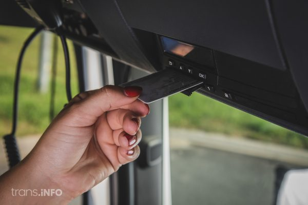 How to get your first tachograph card, or renew/replace your existing one