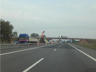 Drogowcy znów zamknęli część autostrady, ale jest wiadomość, która się kierowcom spodoba