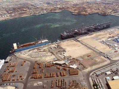 United Arab Emirates runs first intermodal transport under TIR