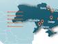 Autostrady do Unii, dostosowanie korytarzy intermodalnych do europejskich i nowy hub transportowy – Ukraina stawia na transport