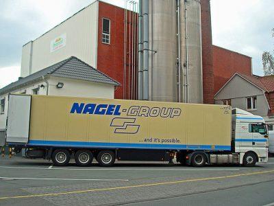 A Nagel Group emelést jelentett be. A szállítási költségek növekedése miatt