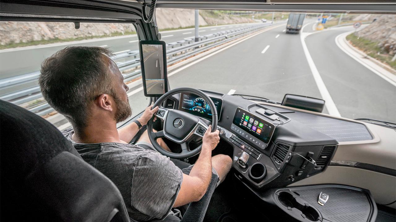 Brak kierowców coraz bardziej dotkliwy. W tym kraju pojawiły się obawy o dostawy podstawowych produktów