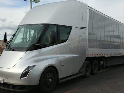 Истины и мифы об экономической эффективности электрических грузовых автомобилей