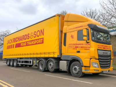 Wielton will take over the British manufacturer of semi-trailers