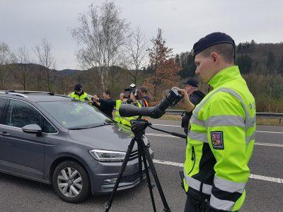 Poliția cehă duce controalele rutiere la un nou nivel