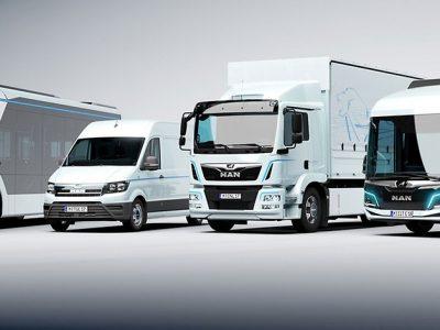 A hannoveri autóipari vásár ma megkezdődik.Ilyen új teherautókkal készülnek gyártók.