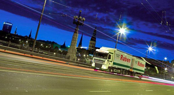 Raben Group übernimmt Luible Logistik