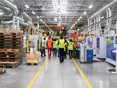 Logistica 4.0: Depozitarea optimă a mobilierului | Studiu de caz Ikea